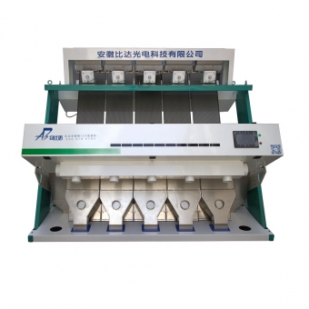 Dehydrated food color sorter